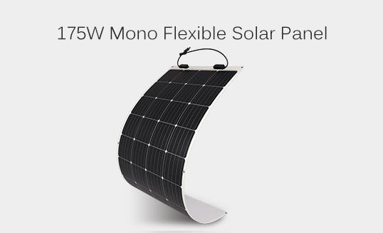 175W Mono Flexible Solar Panel